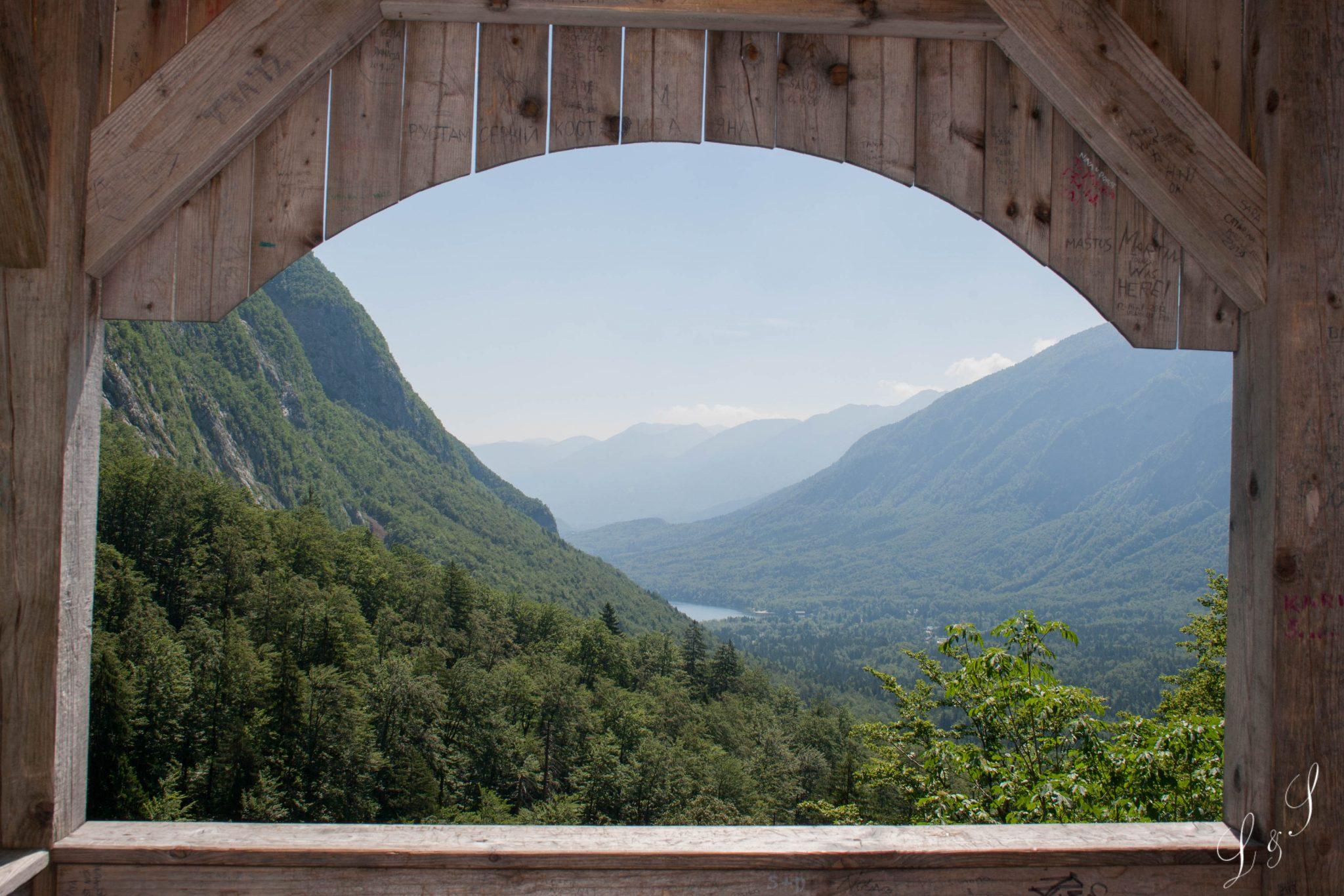 Point de vue en Slovénie
