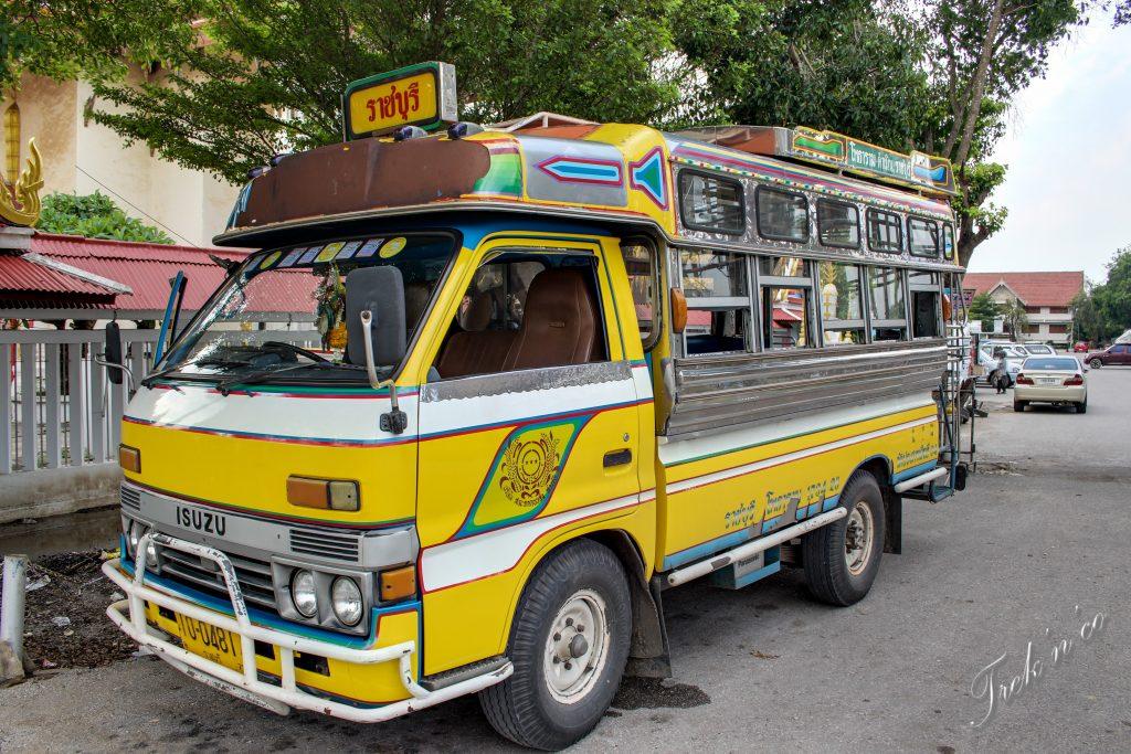 bus thailande