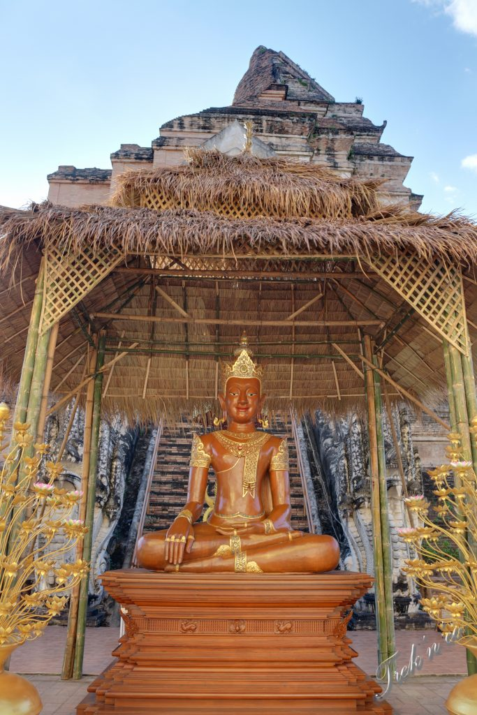 Bouddha Chocolat Thaïlande