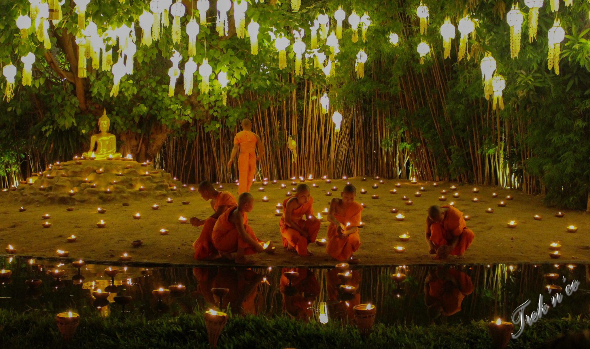 moines loi krathong
