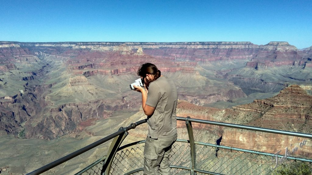 View point Grand Canyon