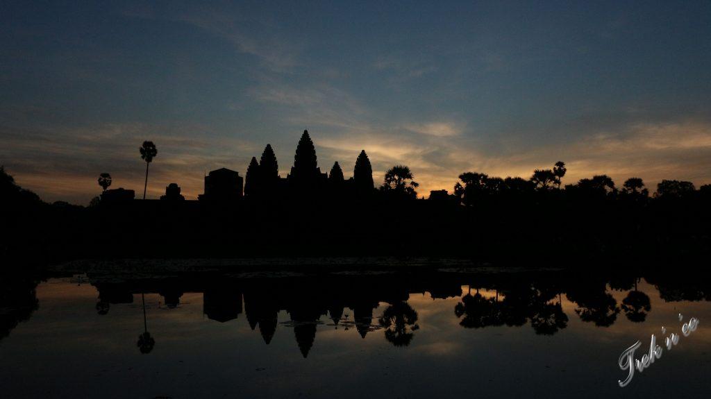 Angkor Wat_sunrise