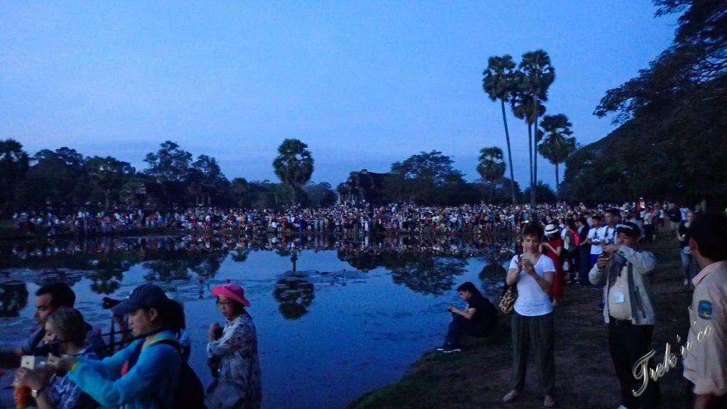 Angkor reality