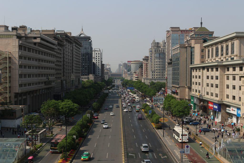 Grande avenue de Xi'an