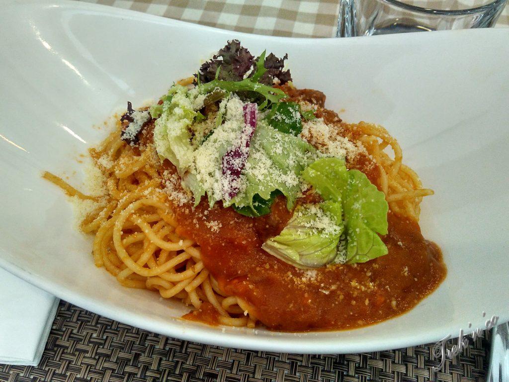 Spaghettis bolognese Xian