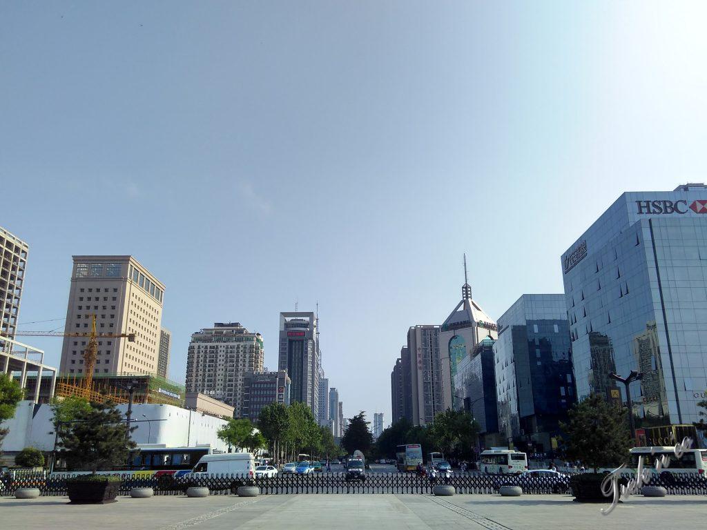 Xi'an street