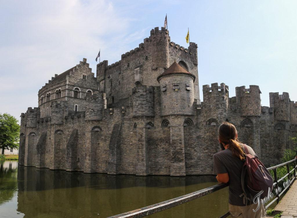 Château des duc de Flandre
