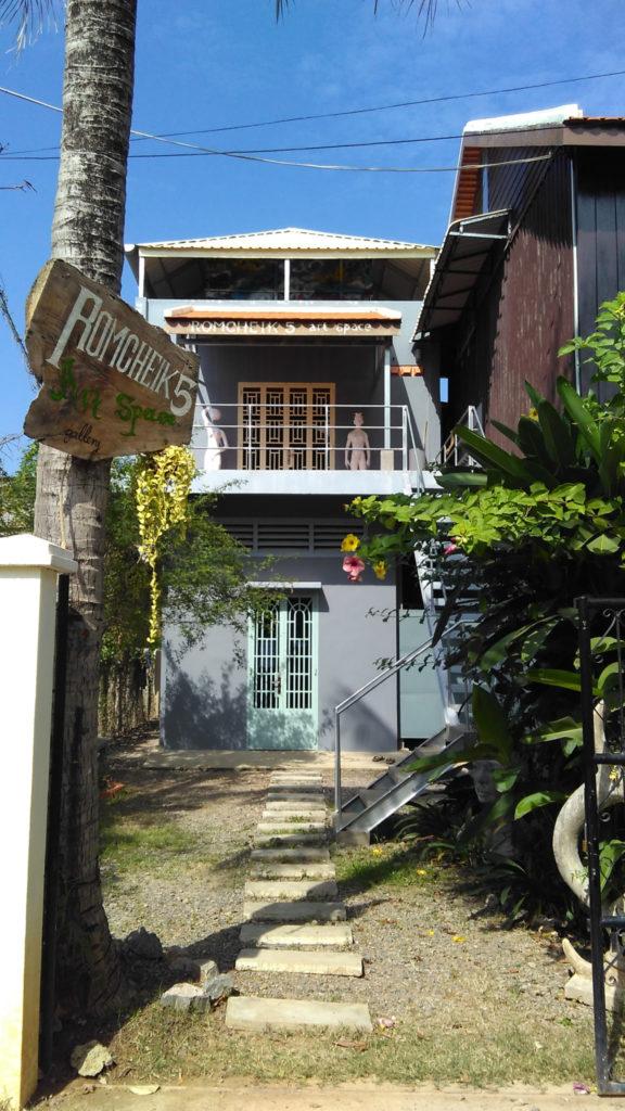 Galerie d'art Battambang