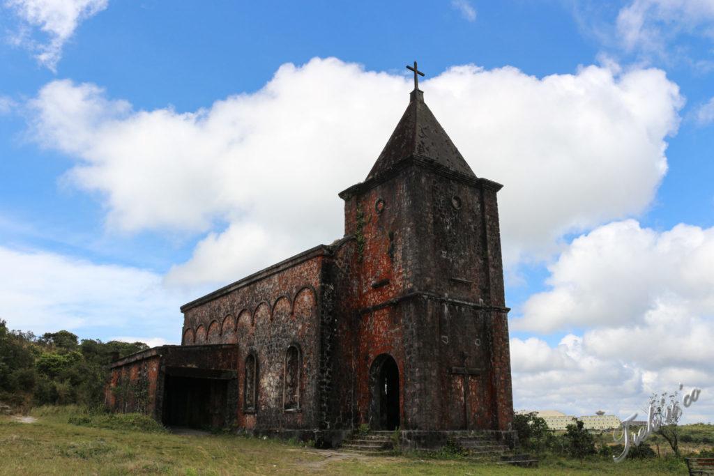 Eglise du Bokor