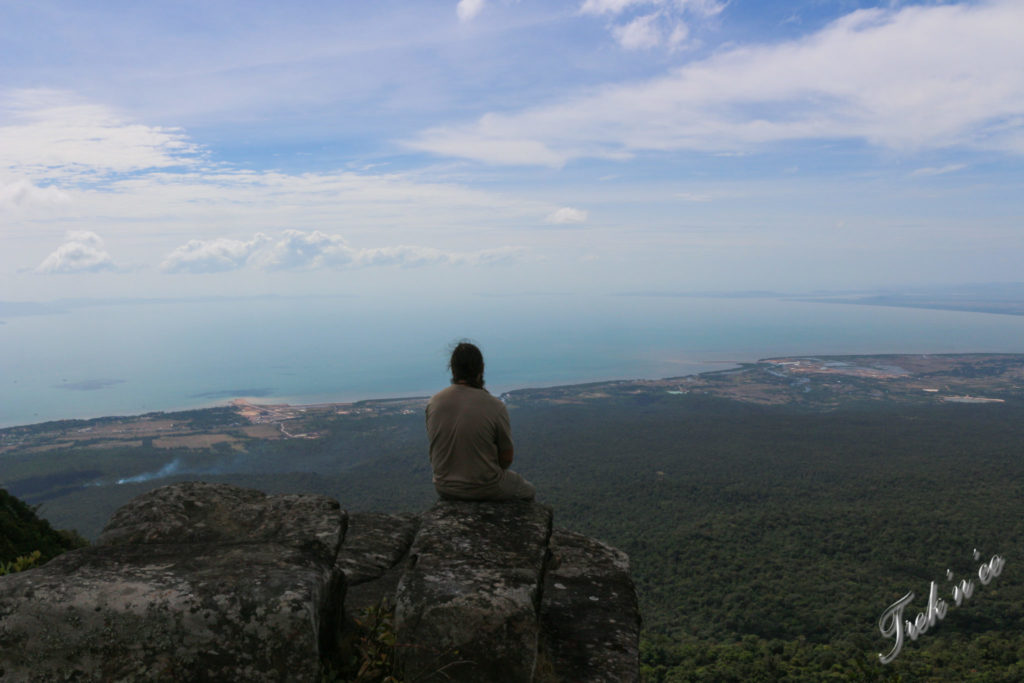 Point de vue Bokor