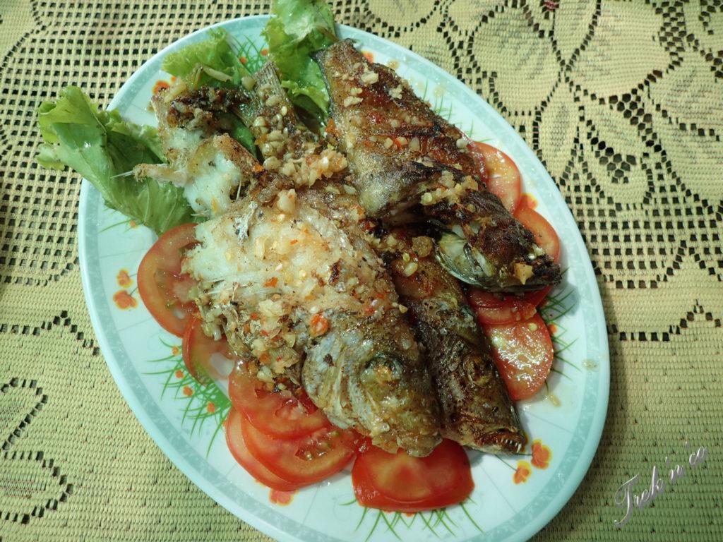Fish Koh Tonsay