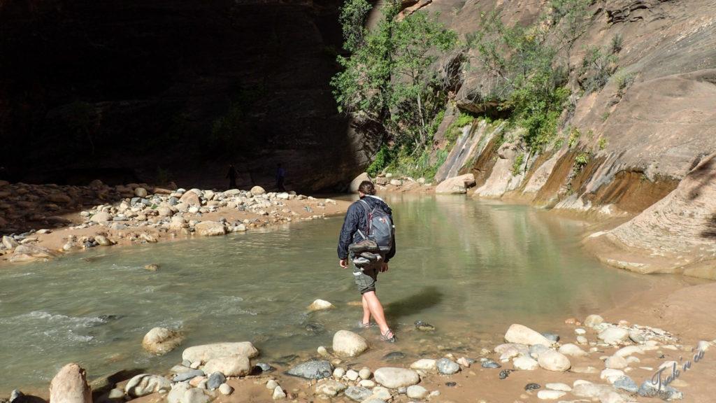 Randonnée Zion National Park
