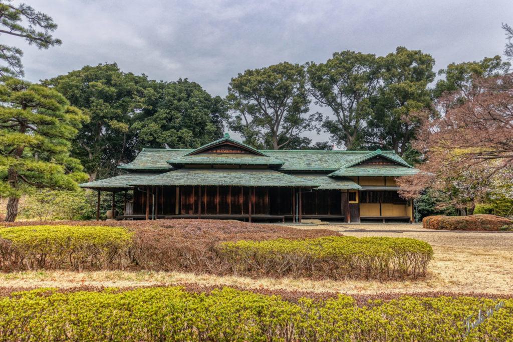 jardin imperial tokyo