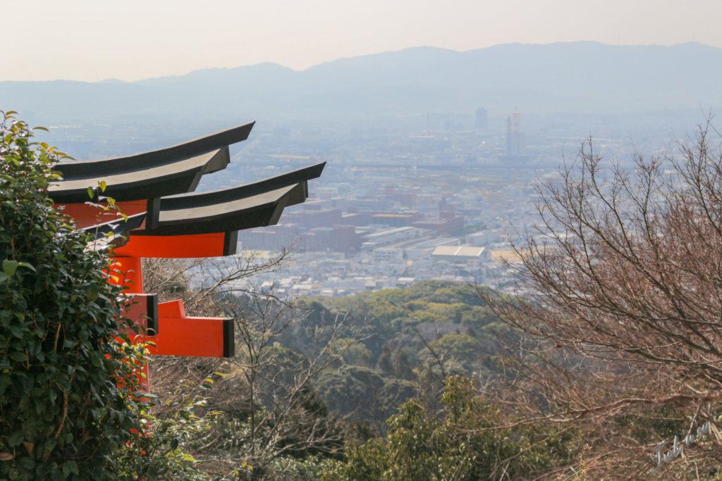 vue sur kyoto