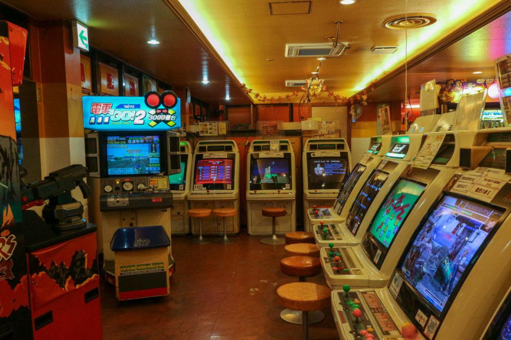 salle arcade osaka