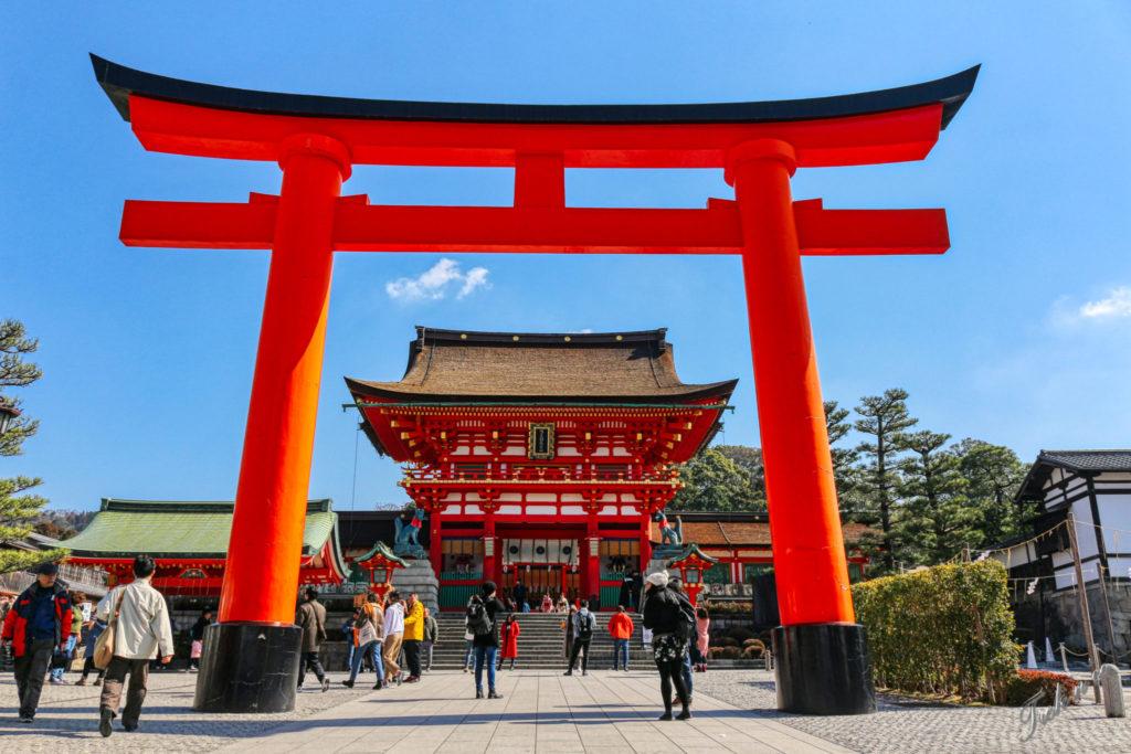 temple de kyoto