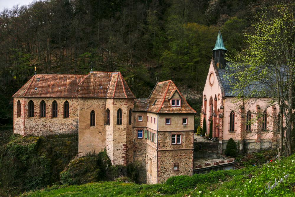 église notre dame de Dusenbach