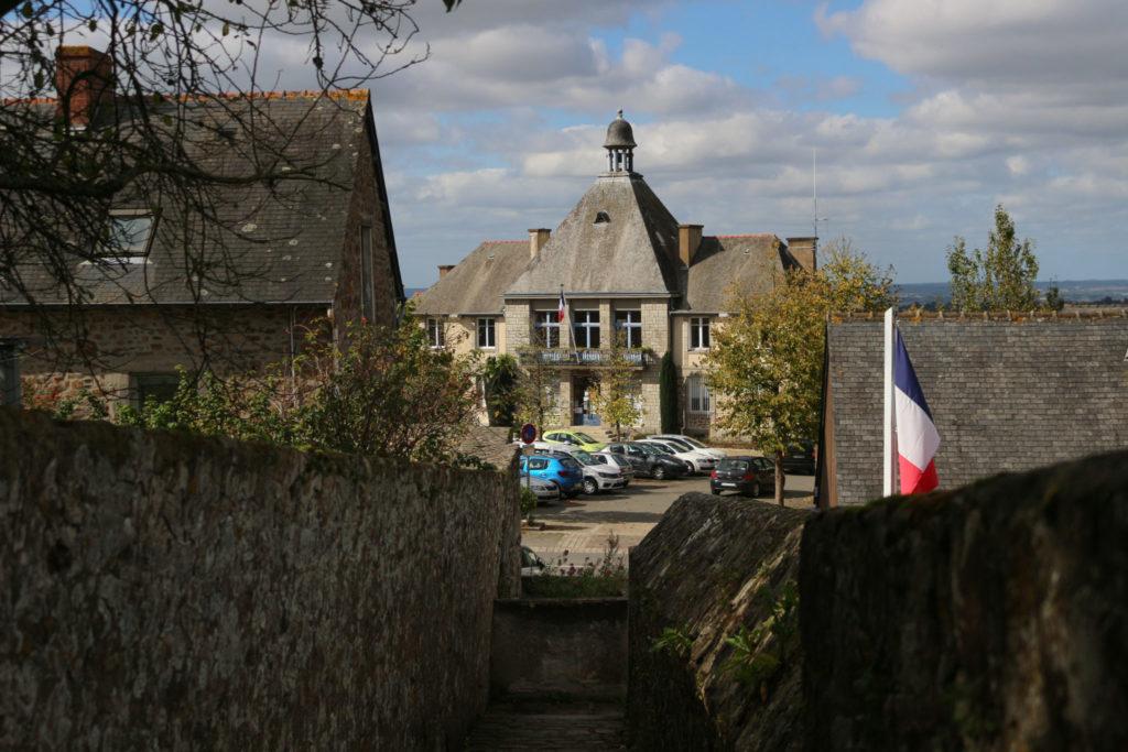 Mairie de Becherel
